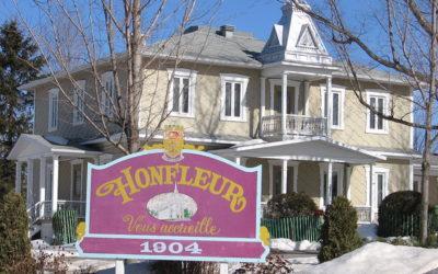 Honfleur, de la Normandie à Bellechasse, au Québec, Canada