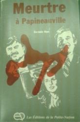 Recherche sur Meurtre à Papineauville