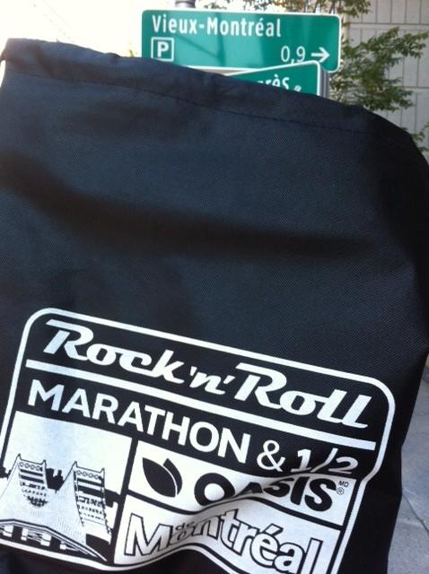 Le 25e marathon de Montréal, 20 septembre