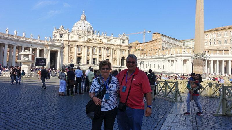 Bienvenue à Rome, benvenuti a Roma