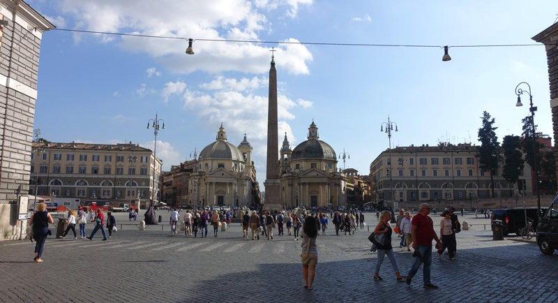 Nos dernières heures à Rome