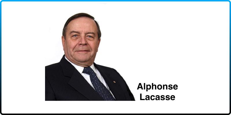 Hommage à Alphonse Lacasse, 1940-2015