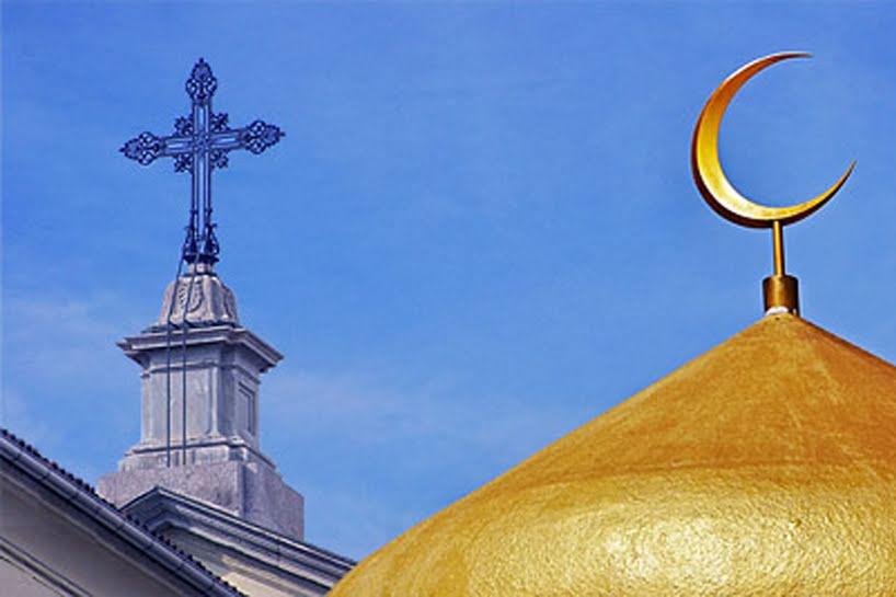 Religion : chrétiens et musulmans