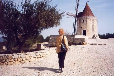 Le Moulin d'Alphonse Daudet