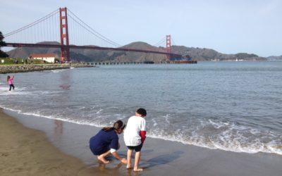 Il y a un an, nous étions à San Francisco !
