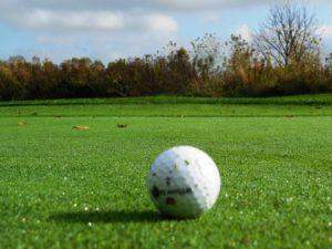 balle de golf Pixabay, 2016