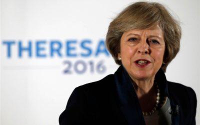 Le « BREXIT» : fermement d'ici 2019, dit Mme May