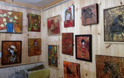 Colette Duhaime : vers un 3e été de création