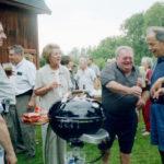 Grondines ou Claude Garcia, le 16 août 2003 !