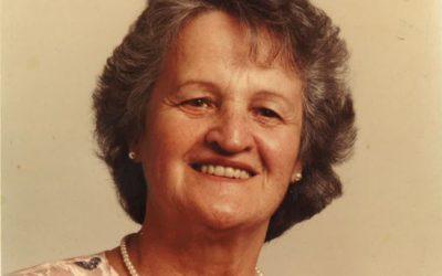 Mme Antoinette Brochu est centenaire