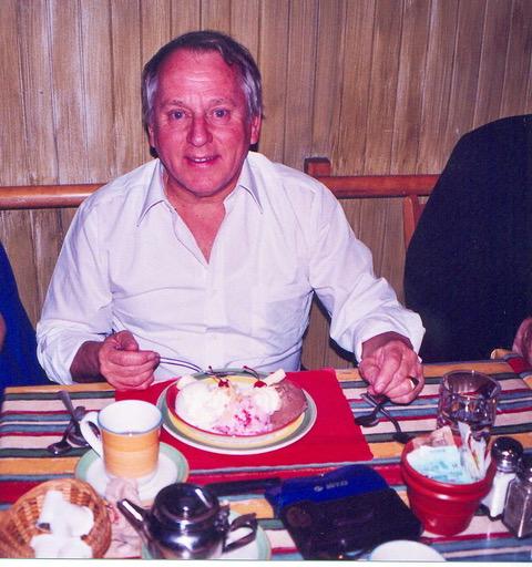 Promotion '58, à La Flambée de Lévis, en 1988