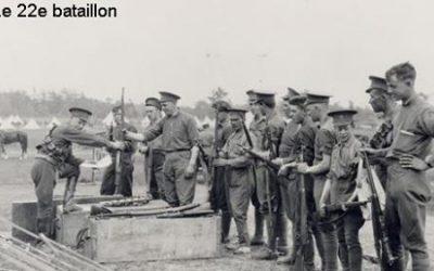 Le centenaire de la fin de la Première Guerre mondiale